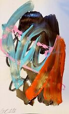 CORBELLIC ABSTRACT EXPRESSIONISM ORIGINAL GALLERY FINE ART NEW HOME COLLECTIBLE
