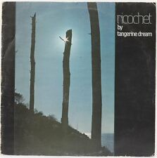 Ricochet  Tangerine Dream Vinyl Record