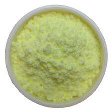 200g Sulphur (S8) Rhombic Low Acidity | 300 MESH | High Grade - Purity: >99.9%