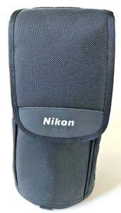 Nikon CL-M2 Ballistic Nylon Lens Case Camera Equipment Photography