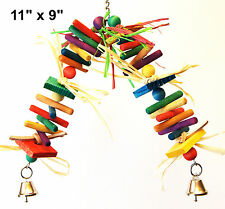 Chewy Louis pet bird parrot toy parrot cage toys for lories senegal mini macaw