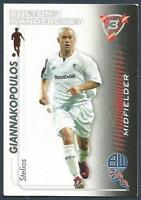 SHOOT OUT 2005-2006-BOLTON WANDERERS-STELIOS GIANNAKOPOULOS