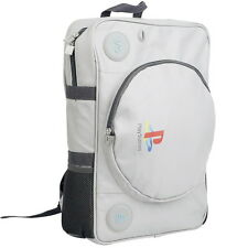 NEW OFFICIAL PlayStation One (PS1) Console Shaped Classic Backpack Bag Rucksack