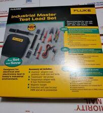 Brand New Fluke FLK-TLK289 Industrial Master Test Lead Kit Free Shipping