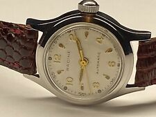 beautiful vintage gallet automatic ladies swiss made wristwatch excellent !
