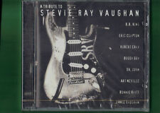 STEVIE RAY VAUGHAN - A TRIBUTE BB KING CLAPTON DR JOHN CRAY  CD  NUOVO SIGILLATO