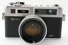 Yashica Electro 35 GS Rangefinder Film Camera [Very good]