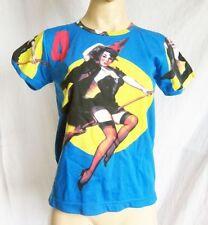 Magliette da donna a manica corta misto cotone taglia M