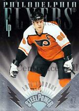 1996-97 Leaf Preferred Steel Power #12 Eric Lindros