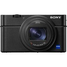 Sony Cyber-shot DSC-RX100 VI 20.1 MP Digital Camera - Black