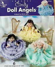 Crochet Cindy Doll Angels  Patterns  Annie's Attic  OOP
