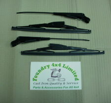 Land Rover Series 3 Front Windscreen Wiper Arm & Blade Set  FK0106