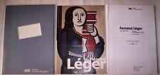 DOSSIER DE PRESSE CENTRE GEORGES POMPIDOU RETROSPECTIVE 1997 FERNAND LEGER