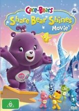 Care Bears - Share Bear Shines Movie (DVD, 2010)-REGION 4-Brand new-Free postage