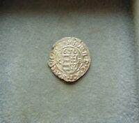 Medieval King Ferdinand II (1619-1637)of Habsburg silver denarius 1630 Kremnitz!