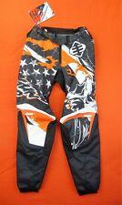 SHOT RACE GEAR Pantalon  Taille  26 US - Modèle Devo Us Orange