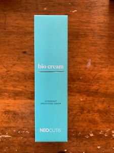 NEO CUTIS bio cream Overnight smoothing Cream, 1.69 oz (50 ml), Fresh