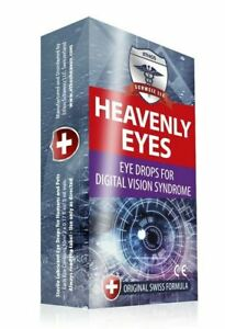 Eye Drops for Mobile Digital and Computer Vision Protection and Improvement