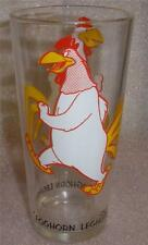 Pepsi collectors series glass Foghorn Leghorn 1973 super condition
