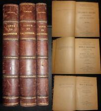 ‎‎PONTS EN MAÇONNERIE RESAL-DEGRAND-1887-3 VOLUMES-RARE