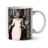 Vintage NEW White Tea Coffee Mug 11 oz | Wellcoda