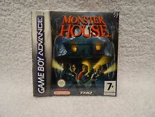 Monster House - GBA  Game - * New, Sealed (Shrink-Wrapped) * - UK Pal