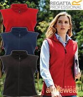 Regatta Womens Wear Micro Fleece Bodywarmer Gilet Jacket Coat (4 Colours)