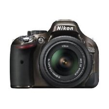 USED Nikon D5200 with 18-55mm VR Bronze Excellent FREE SHIPPING