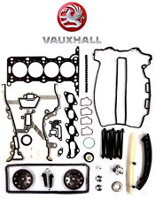 Vauxhall - Opel 1.4 Z14XEP Head Gasket Set With Full Timing Chain Kit + Bolts