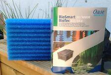 OASE Ersatzfilter blau für Biotec 5.1 / 10.1 Filterschwamm Biosmart 20/30.000