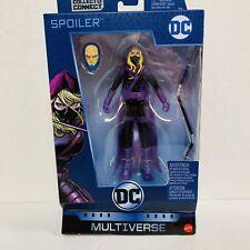 """DC Multiverse Spoiler 6"""" Figure NEW Mattel Action Figure  Lex Luthor"""