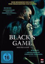 Black's Game - Kaltes Land ( Isländischer Krimi-Thriller ) mit Thor Kristjansson