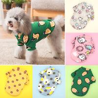 Hundehemd Hundepullover Fleece Strickmantel für Hunde und Katzen Winter Kleidung