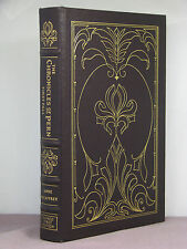 1st, signed by 2, Chronicles of Pern: First Fall by Anne McCaffrey, Easton Press