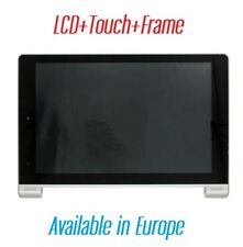 """10.1"""" LCD and touch panel frame For Lenovo YOGA TABLET 10 B8000 B8000-F 60046"""