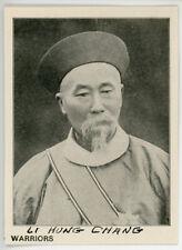 """Photo: Li Hongzhang Marquess Suyi Li Hung-chang"""" -"""