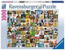 Ravensburger 19642 - 99 amusants Animaux 1000 Pièces de Puzzle