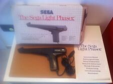 Sega Light Phaser X Master System Boxed