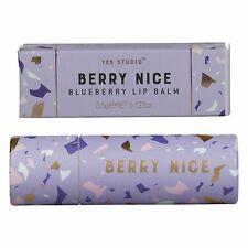 Yes Studio Moisturizing Lip Balm, Blueberry, 3.5 Gram