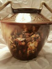 Rembrandt Vase 7.75 Inches Tall - Unmarked RS Prussia - RS Suhl - Beautiful