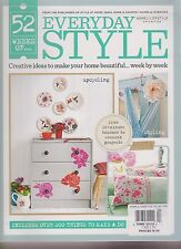 HOME&LIFESTYLE COLLECTION 6 EVERYDAY STYLE 2014 MAGAZINE, Everyday Style 200 DIY