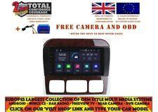 DVD GPS NAVI ANDROID 9.0 DAB+ WIFI MERCEDES BENZ S CLASS W220 S500 BNZ-8519