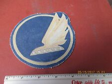 WWII USAAF DOOLITTLE RAIDERS 89 TH RECON SQDN /432 BS LATER JACKET  PATCH