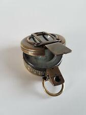Ancienne Boussole compas prisme de marine
