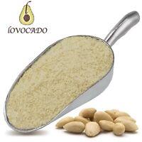 Almond Flour Ground Powder / 100% Pure / GMO Free / Free UK P&P 100g - 10kg