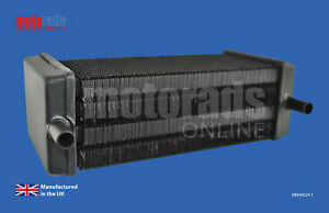 Heater matrix for Jaguar XK150  later models NEW Made in UK Original No. C9288
