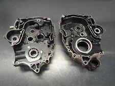 1985 85 KAWASAKI KLT250 KLT 250 3-WHEELER  MOTOR ENGINE CRANKCASE CASES CASE