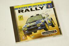 Colin McRae Rally 1 - Jewelcase + CD gut erhalten - German Version, Win 95/98