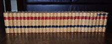1894 ENCYCLOPEDIA BRITANNICA VINTAGE 28 VOLUME ANTIQUE BOOK SET FULL LEATHER