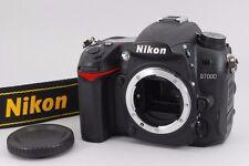 """[Excellent +++] Nikon D D7000 16.2 MP Digital SLR Camera - Black From Japan"""""""